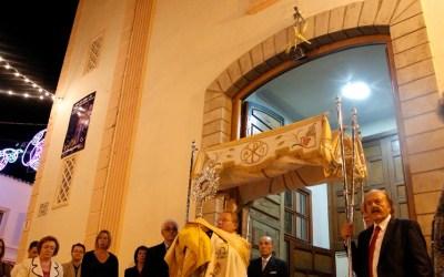 El Trisagio al Cristo de l'Alfàs celebra su 160 aniversario