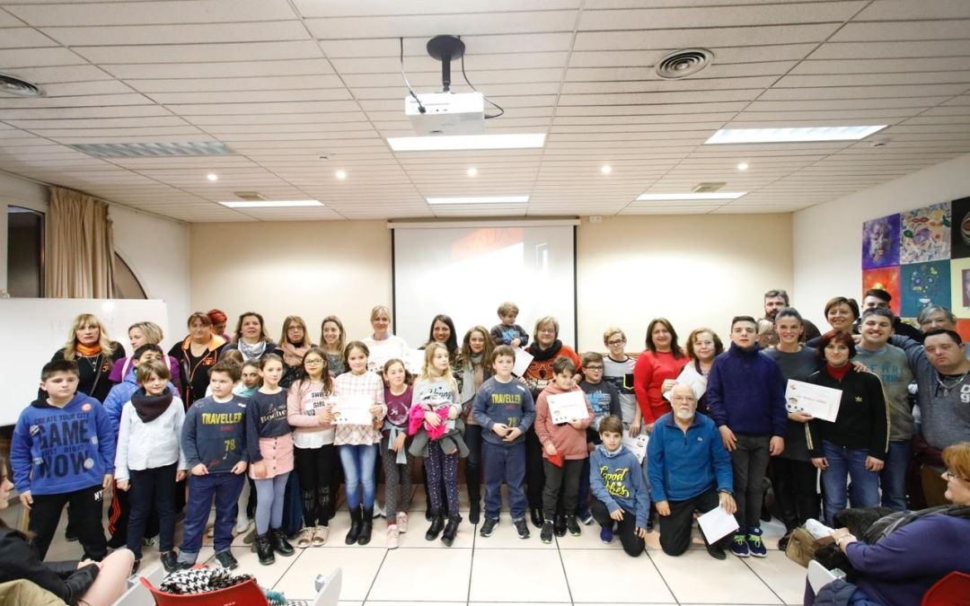 Entregados los premios de los concursos de belenes, árboles de Navidad y escaparates navideños