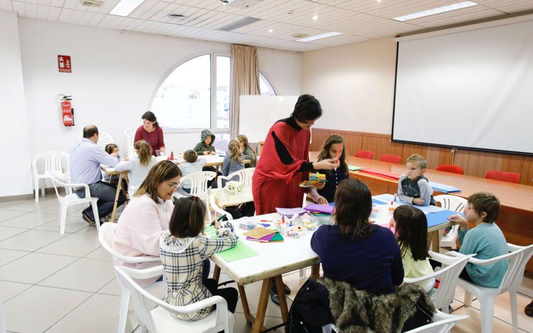 Arranca el XI Festival Jajaja con talleres navideños para los pequeños