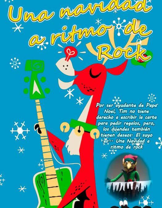 La obra de teatro 'Una Navidad a ritmo de rock' se suma a la programación del XI Festival Jajaja