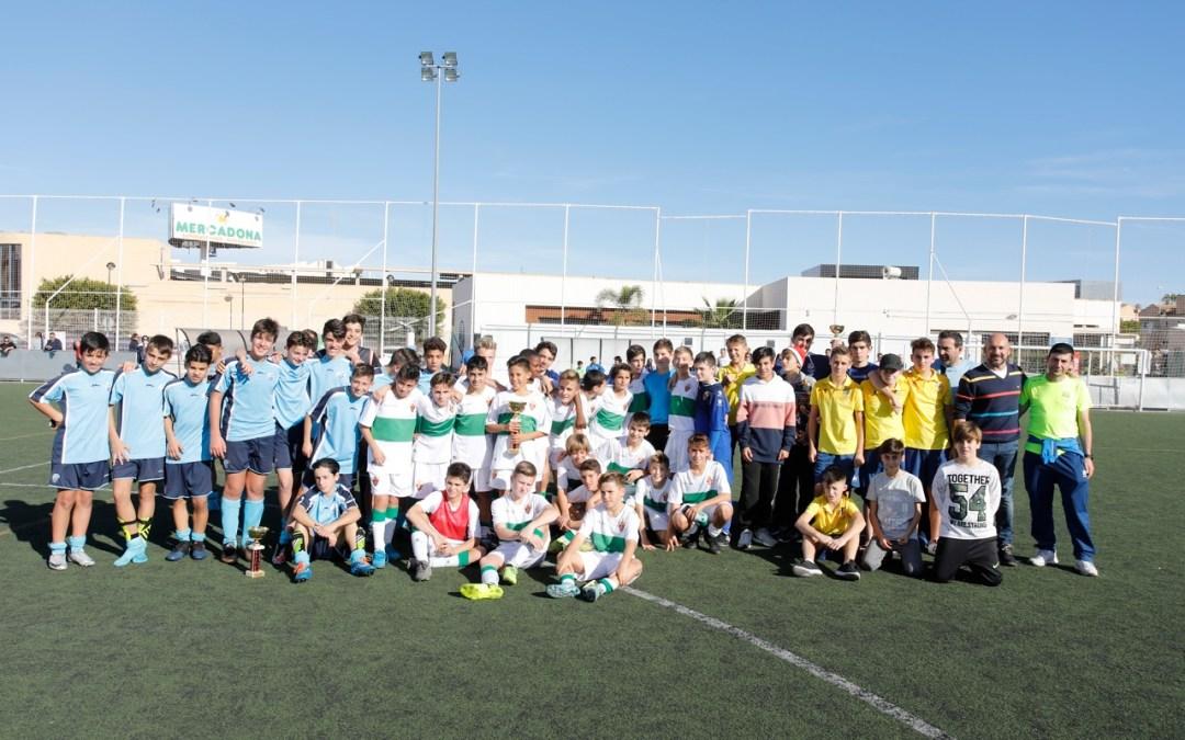 El fútbol, protagonista deportivo del cambio de año en l'Alfàs del Pi