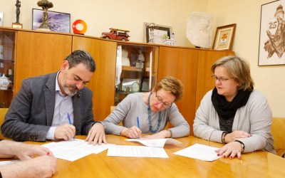 L'Alfàs del Pi y Cruz Roja Española firman un acuerdo de colaboración