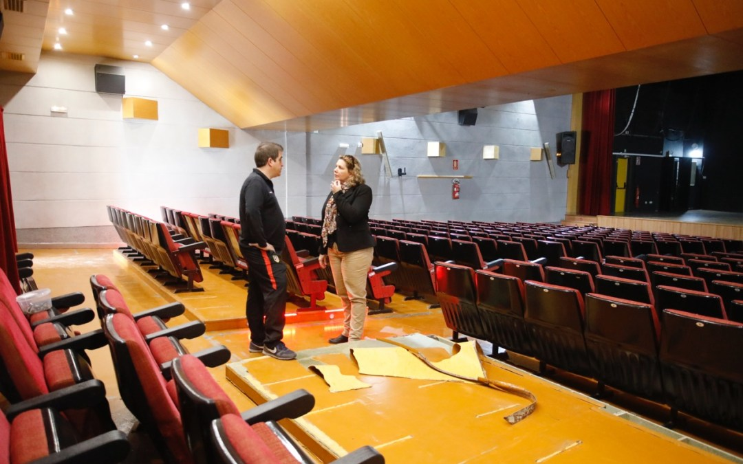 Arrancan las obras de reforma de la Casa de Cultura de l'Alfàs del Pi