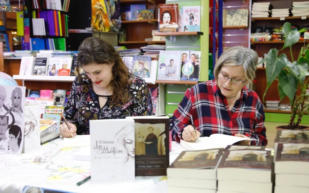 La alfasina Ainhoa Pastor prosigue su aventura literaria