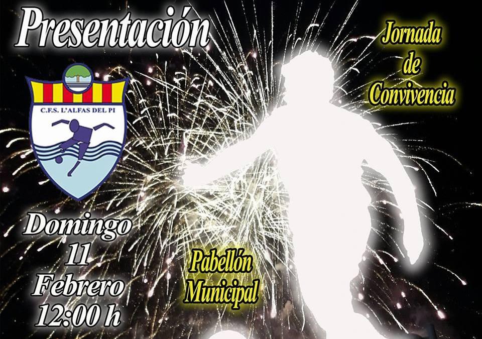 El Club de Fútbol Sala se presenta este domingo ante su afición .