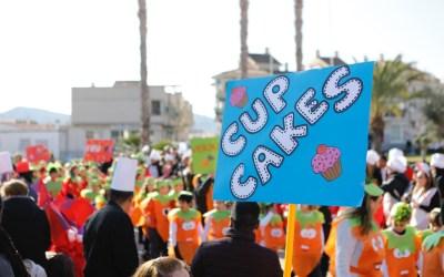 Los colegios de l'Alfàs celebran el Carnaval