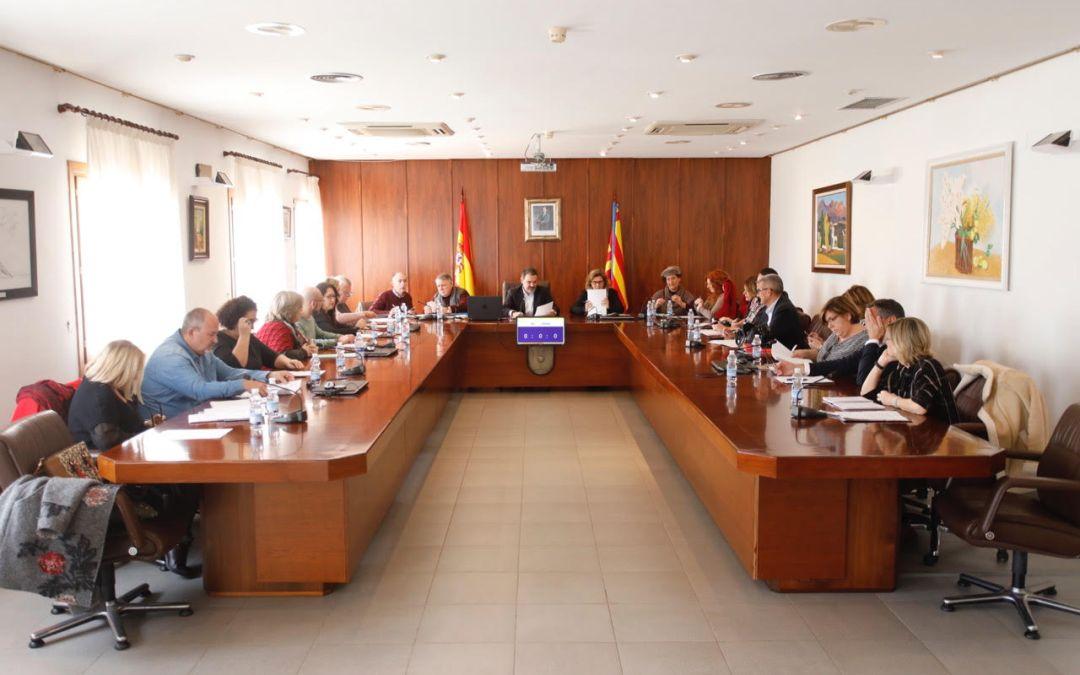 L'Alfàs se une al Consejo Comarcal por la Igualdad de la Marina Baixa