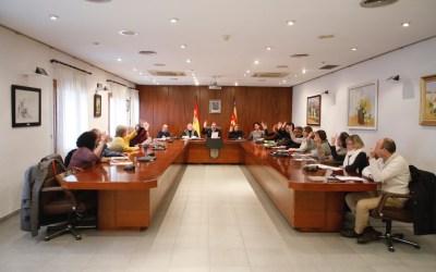 El pleno de l'Alfàs adjudica el contrato de alumbrado público con tecnología led