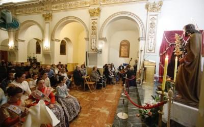 Finalizan las fiestas de San José con la misa en honor al patrón de l'Alfàs