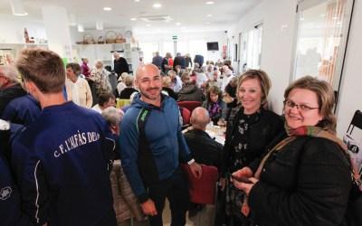El Club Noruego Costa Blanca de l'Alfàs se vuelca un año más con los jóvenes deportistas