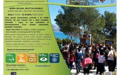 La ruta al Faro de l'Albir itinerario saludable, sostenible y seguro