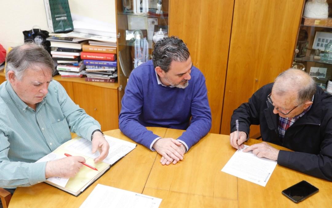L'Alfàs se implica en la promoción cultural de la ermita de Sant Vicent del Captivador