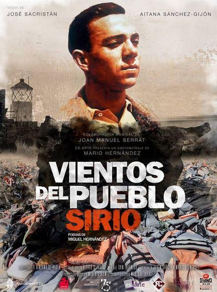 El corto documental 'Vientos del Pueblo Sirio' se proyectará en el Festival de Cine de l'Alfàs