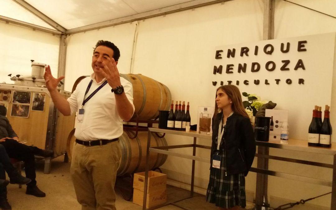 Bodegas Mendoza sitúa l'Alfàs como destino de enoturismo