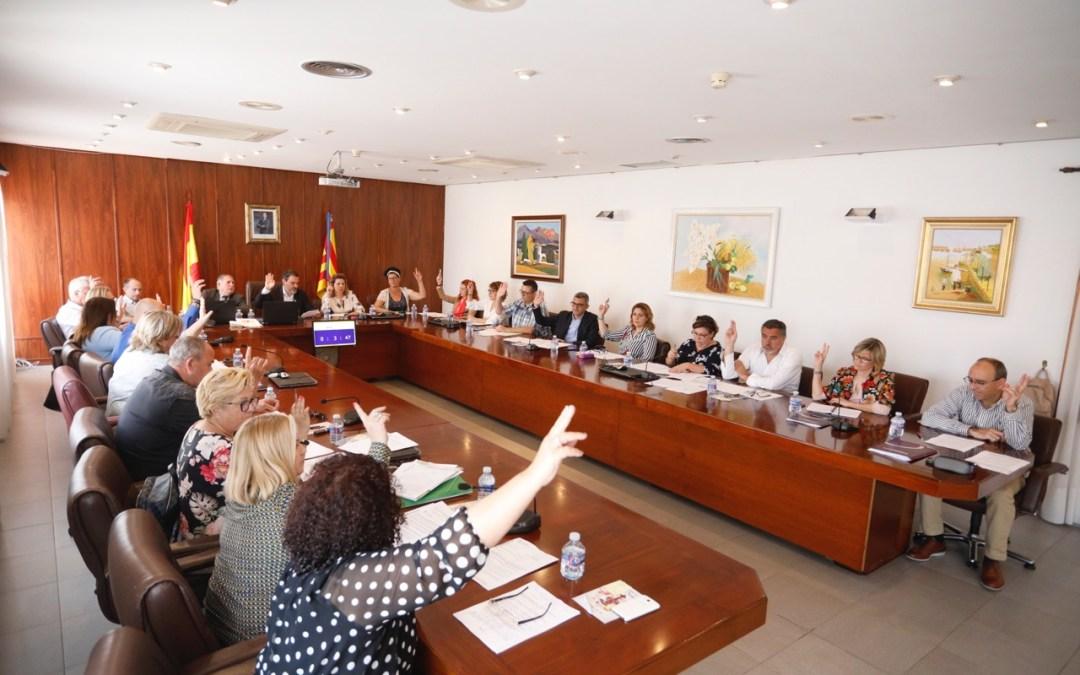 Mejoras de 1.178.995 euros en los Centros Educativos de l'Alfàs con el Plan Edificant del Consell