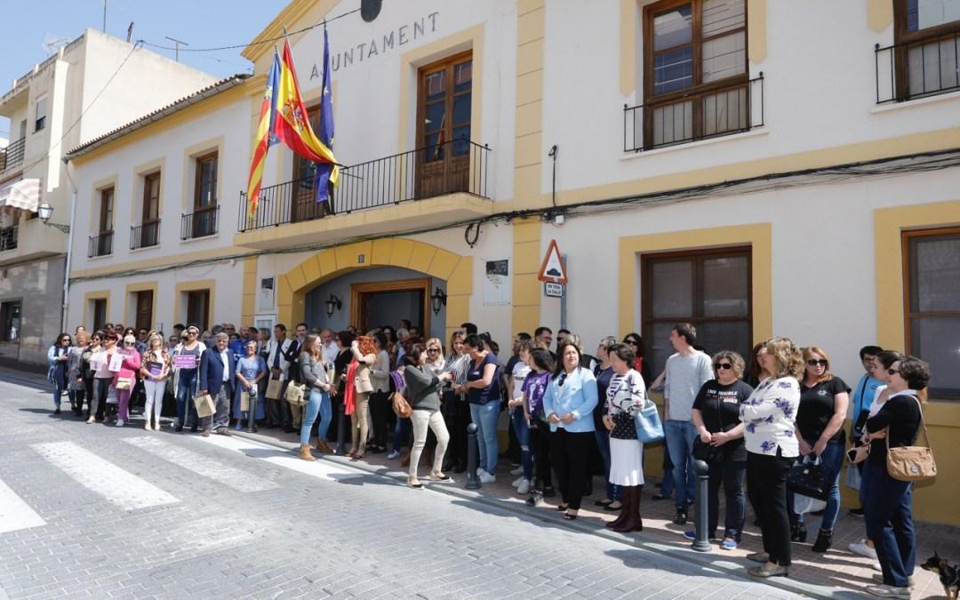 """L'Alfàs  se suma a las concentraciones en protesta por la sentencia a """"la Manada"""""""