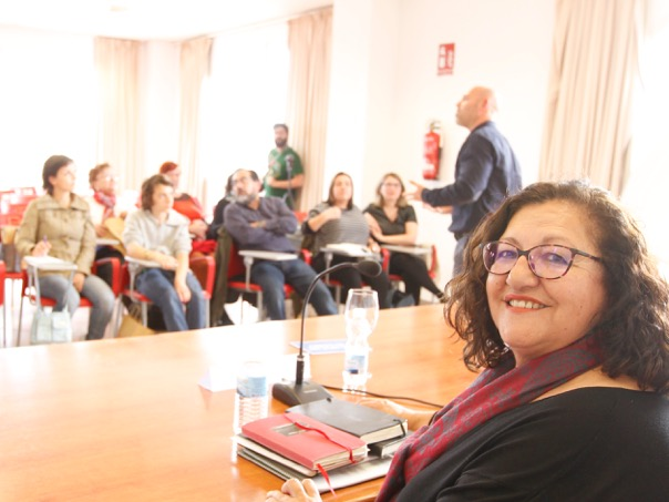 La escritora Inma Chacón imparte un Taller de Narrativa en l'Alfàs