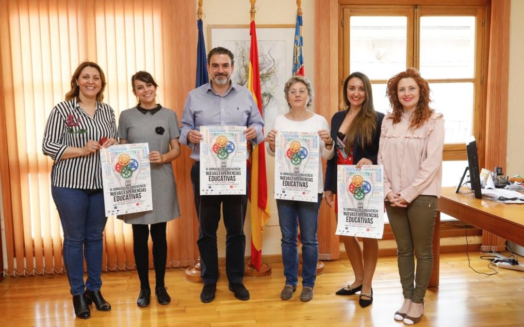El conocido maestro César Bona participará en l'Alfàs en unas jornadas sobre nuevas experiencias educativas