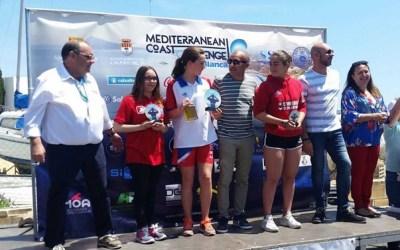 763 nadadores se dieron cita en la Mediterranean Coast Chalenge celebrada en la bahía de Altea y l'Alfàs del Pi.