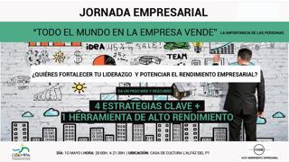 """Jornada Empresarial en l'Alfàs con COEMPA """"Todo el Mundo en la Empresa Vende"""""""