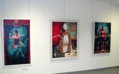 """Josep Ros presenta """"Es cuando duermo que veo claro""""  en la Fundación Frax de l'Albir"""