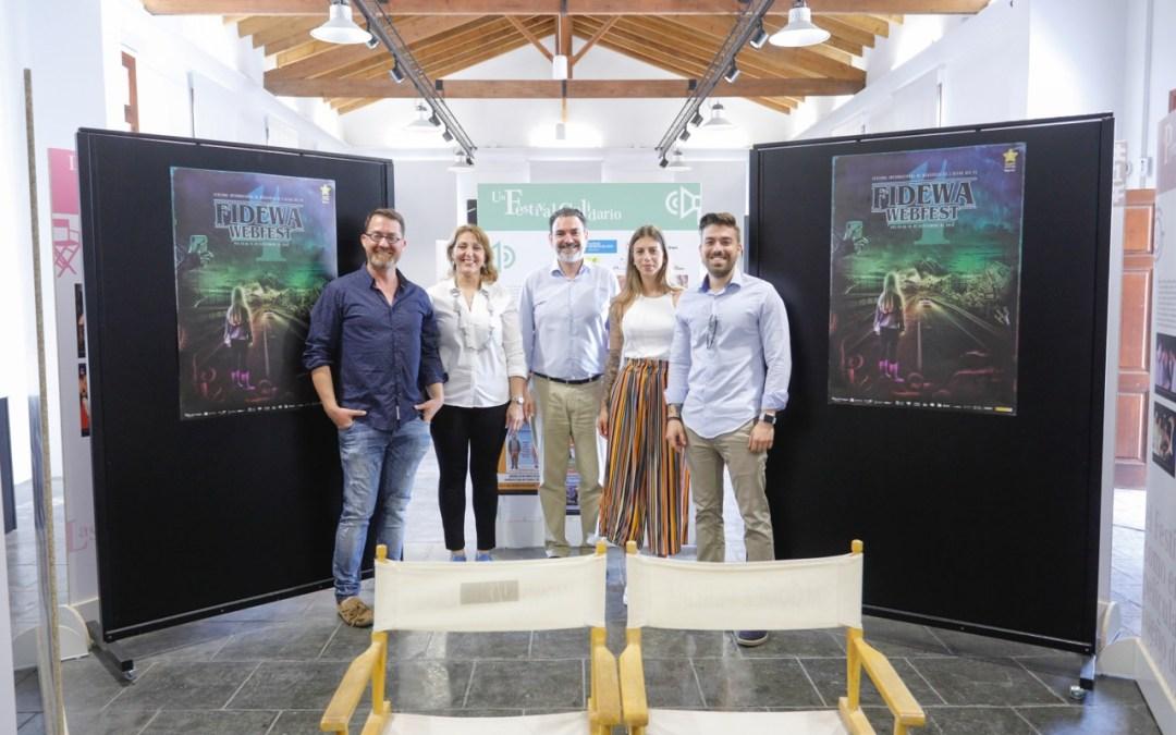 El Festival Internacional de Webseries de l'Alfàs presenta el cartel de su cuarta edición