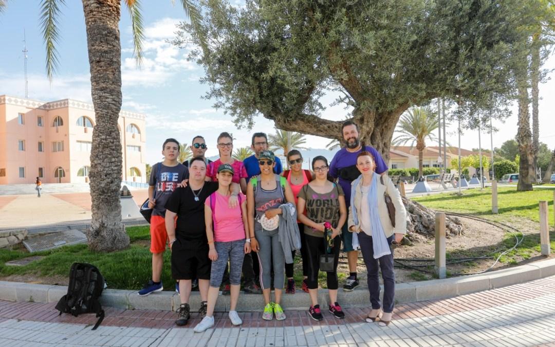 El Centro de Formación de APSA en l'Alfàs celebra el Día del Medio Ambiente