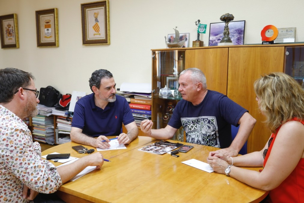 L'Alfàs del Pi se convierte en sede de la Mostra Internacional de Cinema Educatiu