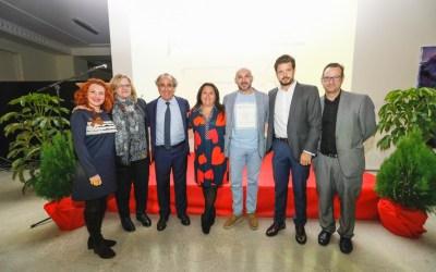 Emilio Duró y Josef Ajram llenan la Fundación Frax con sus charlas motivacionales