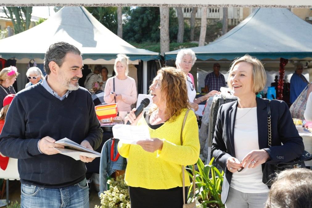 El alcalde de l'Alfàs invita a los colectivos de residentes a vivir las fiestas mayores