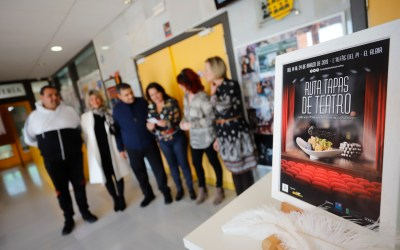 Comercio lanza la Ruta 'Tapas de Teatro' coincidiendo con la celebración de la Mostra de Teatre de l'Alfàs