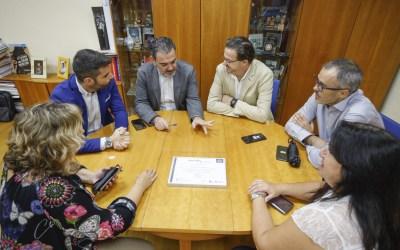 El Ayuntamiento de l'Alfàs recibe un incentivo por su baja siniestralidad