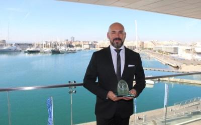 L'Alfàs del Pi  recibe un premio de la Campaña Banderas Verdes de ECOVIDRIO  por su sobresaliente contribución al reciclaje