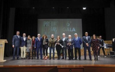 Muebles Sánchez y Castillo, Forum Mare Nostrum y la inmobiliaria EUROPA-SOL Premios COEMPA