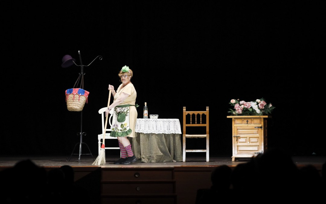 La Asociación de Jubilados de l'Albir abre la semana de teatro amateur de la 18 Mostra de l'Alfàs