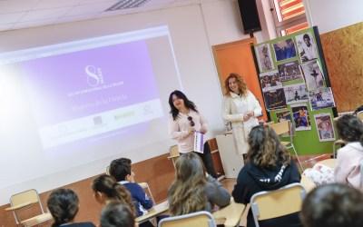Igualdad imparte en los colegios talleres de coeducación para reconocer los logros de mujeres científicas