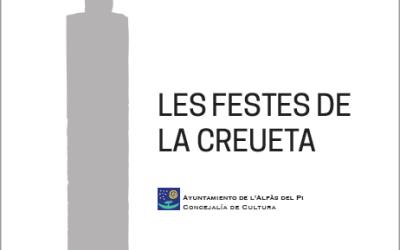 L'Alfàs edita una guía sobre las Fiestas de la Creueta y su importancia en el municipio