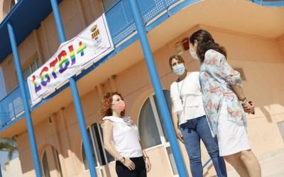 L'Alfàs se suma un año más a las conmemoración del Día Internacional del Orgullo LGTBI+