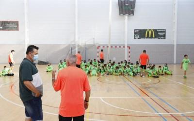 Clausurado el octavo Campus de Fútbol Sala de l'Alfàs del Pi