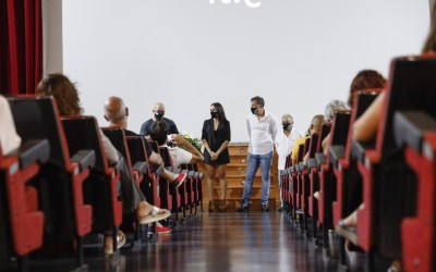 Alejandro Ibáñez presentó 'Urubú' en el 32 Festival de Cine de l'Alfàs del Pi