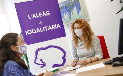 La concejalía de Igualdad realiza una treintena de acciones en 2020