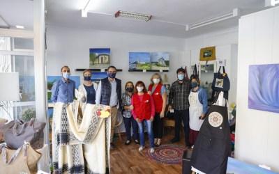 La Asociación de Uruguayos y Amigos de la Costa Blanca dona 200 euros  a Corazón Exprés