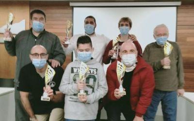 Concluye el Campeonato Provincial de Ajedrez con 6 alfasinos en el podio