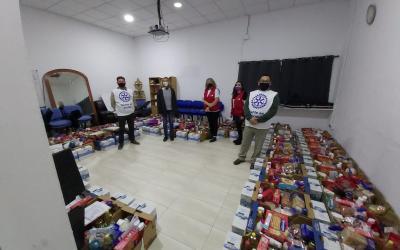 El Rotary Club l'Alfàs del Pi Internacional entrega a Corazón Exprés 1.300 euros