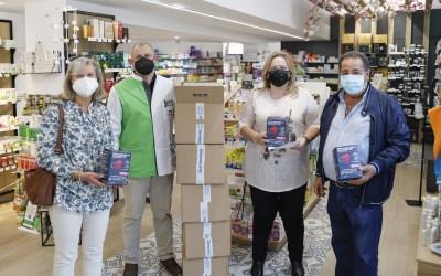 L'Alfàs acoge una jornada de promoción de salud a beneficio del Voluntariado Social