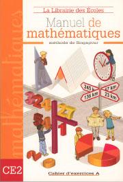 Cahier d'exercices de mathématiques A CE2