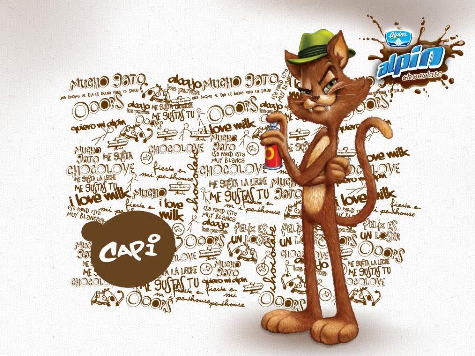 Escritorio descargable Capi (www.quieromialpin.com)