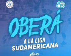 Oberá Tenis Club jugará la Liga Sudamericana