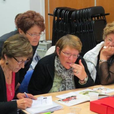 Formation des bénévoles : Reflexions collectives et cas pratiques