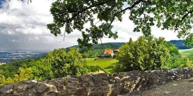 Schlosshof - Ermitage